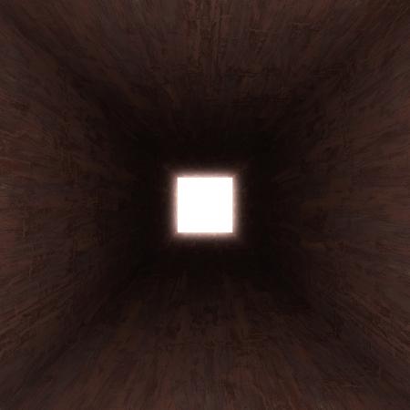 claustrophobia: hole