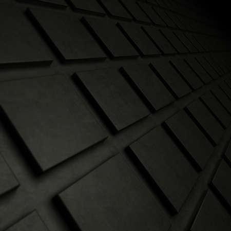 dark grid background photo