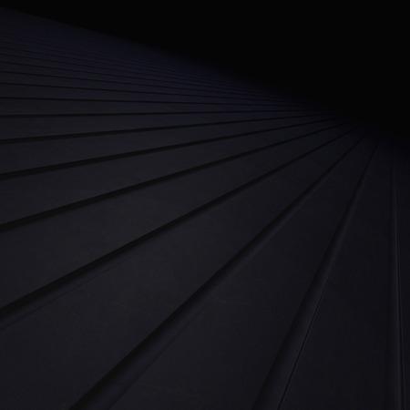 vanishing point: dark stripes abstract background