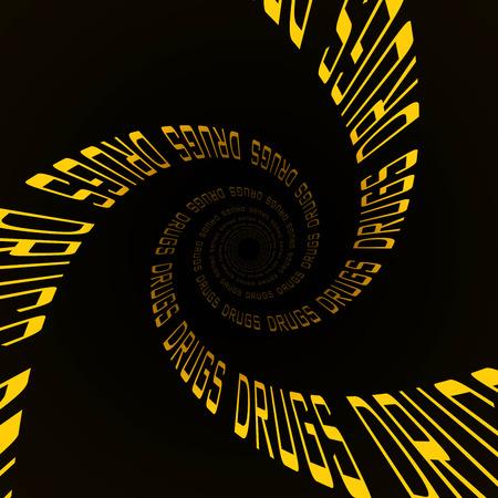 drogadicto: drogadicto Foto de archivo