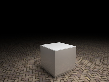 pedestal: pedestal to place product