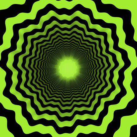concentric: concentric shapes