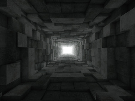 profundity: tunnel
