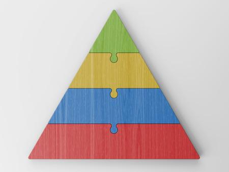 hierarchy: pyramid hierarchy