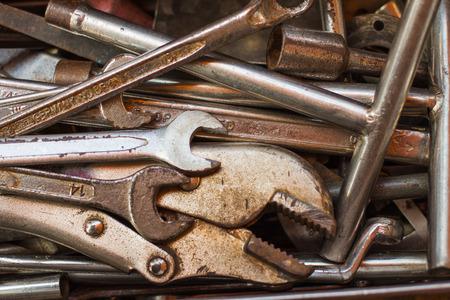 toolset: Tools mechanic focus toolset background