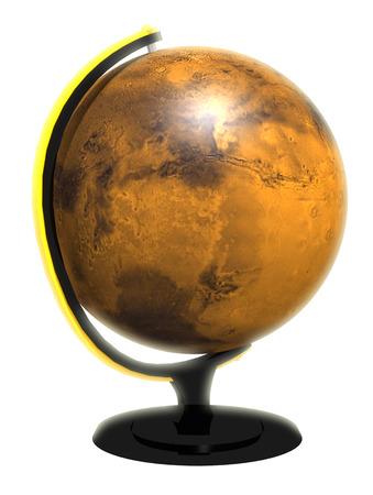 Mars Stock Photo