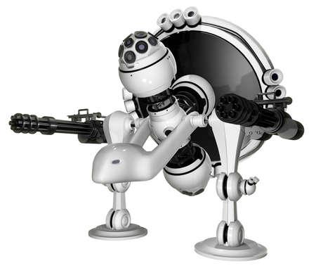 Battle machine of future