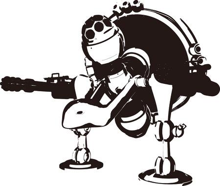 ergonomie: Kampfmaschine der Zukunft