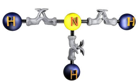 ammonia: Amon�aco