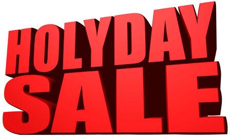 Holyday Verkauf