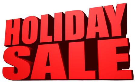 Ferien Verkauf