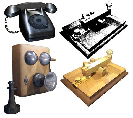 retro: A retro communication facility set