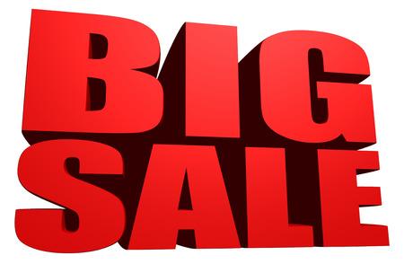 Big Verkauf