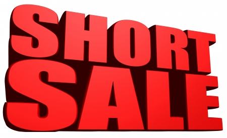 short sale: Short sale