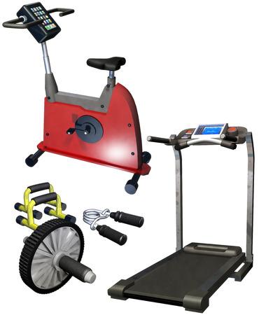 visceral: Fitness set