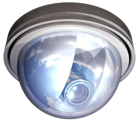 an assailant: Surveillance camera