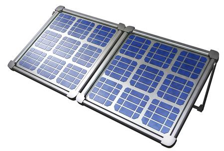 太陽電池パネル 写真素材 - 25314022