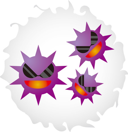 Virus Stock Vector - 25651806