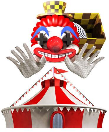 Circus 写真素材
