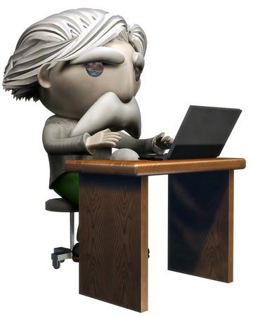 パソコン教室 写真素材 - 25777814
