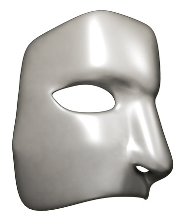 dramatist: Mask Stock Photo