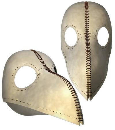 Mask 写真素材