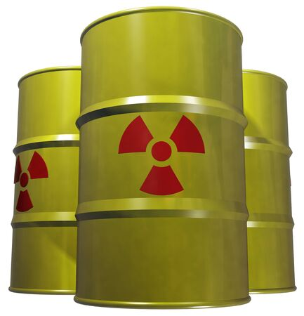 nuclear waste disposal: Contaminant