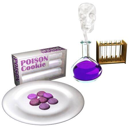 Poison photo