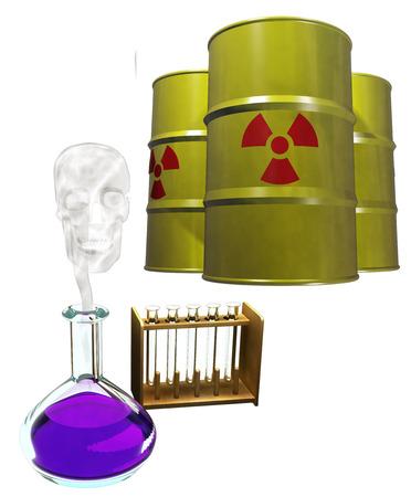 nuclear waste disposal: Hazardous substance