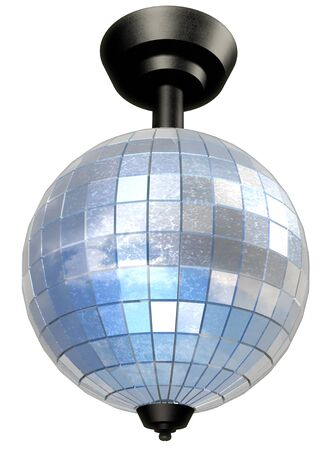 mirror ball: Bola de espejos