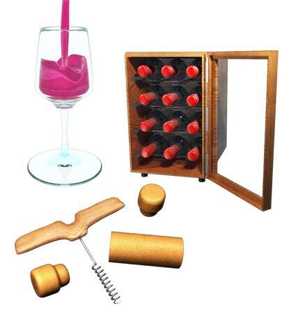 ワインのセット