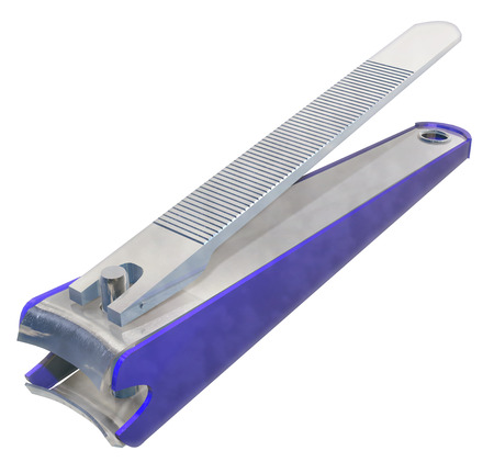Nail clippers Stock Photo - 29307802