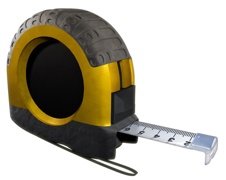 depth measurement:  Tape measure