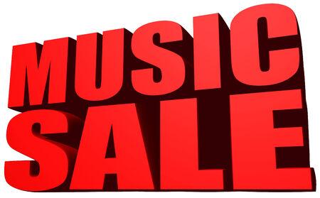 Music sale