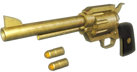 Revolver 写真素材