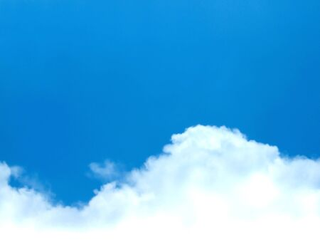 Blue Skies and clouds