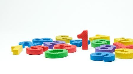 arabic number: number Arabic