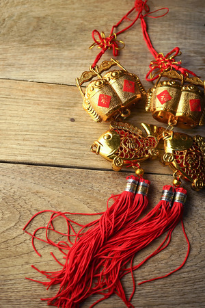 knots: Chinese new year decoration