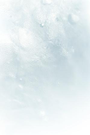 氷の水のテクスチャ背景