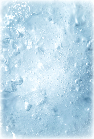 backgrounds: ice backgrounds Stock Photo