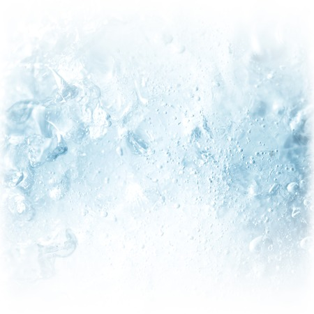 ice backgrounds Standard-Bild