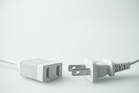 conservation: plug for energy concept