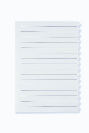 blank note: notebook paper texture