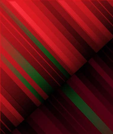 brisk: Red Striped background Illustration