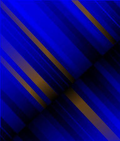 brisk: Blue Striped background Illustration
