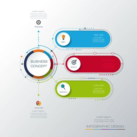 business concept template