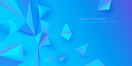 Vector 3D Geometric, Polygon, Line, Triangle pattern shape for wallpaper