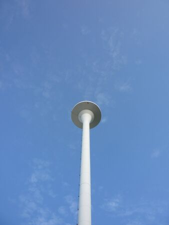 wody wieży: Wieża Ciśnień Zdjęcie Seryjne