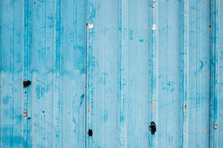 detai: Blue Zinc Stock Photo