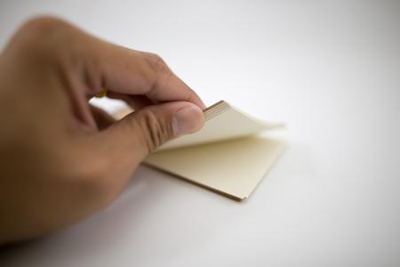 open notebook: Open notebook.